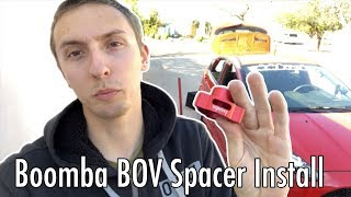 My Fiesta St Gets A Boomba Bov Spacer!