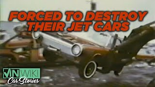 Here's why the government made Chrysler destroy its 46 jet cars