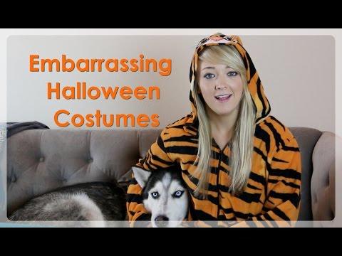 Embarrassing Halloween Costumes
