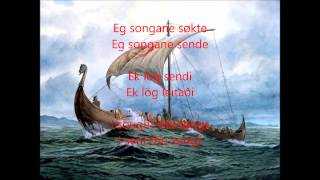 Download Wardruna - Helvegen Lyrics Nynorsk Norwegian with Old Norse/Norrønt & English Translation