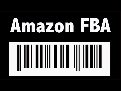 CHOOSE BARCODE TYPE...what does this mean. Amazon FBA.