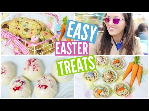 Easy Easter/Spring Treats! ♡