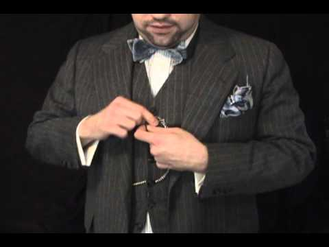 How to use your pocket watch
