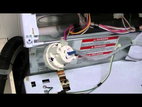 Clothes Washer Water Level/Height Adjustment- Top Loader