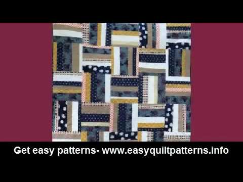 simple machine quilting for beginners rail fence quilt ideas