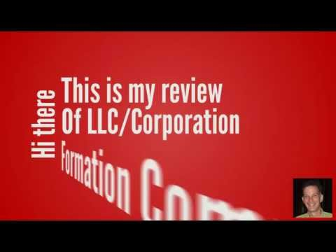 LegalZoom Alternative, Review of How to form an llc or corporation online