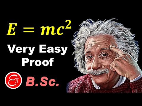 E = mc² || How EINSTEIN proved it || in Hindi