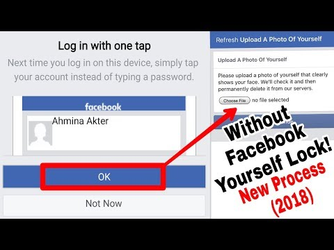 Solved New Account Created Facebook Photo Yourself Problems | Unlimited Created New Account (Update)