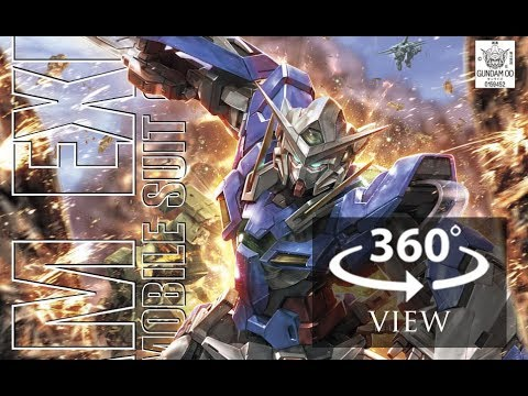 [360°Degree] MG 1/100 Exia Gundam