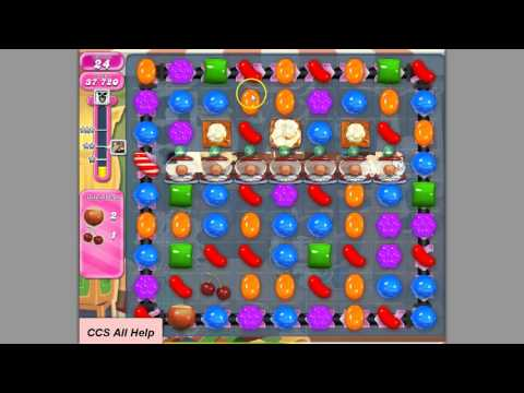 Candy Crush Saga level 775 NO BOOSTERS