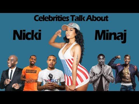 Celebrities Talk About Nicki Minaj (Meek Mill, G Herbo, Charlamagne Tha God & more)
