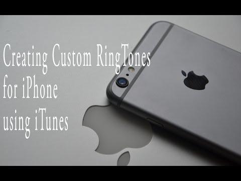 How to make a custom iPhone ringtones on iTunes  on windows/Mac (2017)
