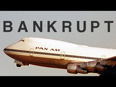 Bankrupt - Pan Am