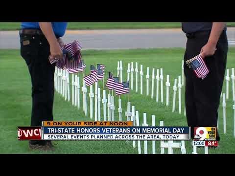 Memorial Day 2018: Greater Cincinnati honors those who made ultimate sacrifice