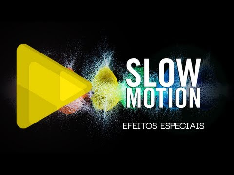 Tutorial Sony Vegas: Slow Motion/Câmera Lenta (HD)