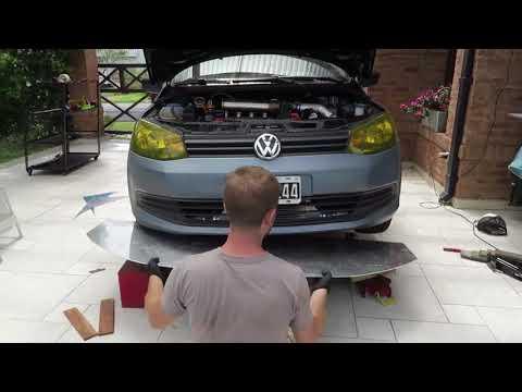 Fabricando un Splitter Frontal (DIY Front Splitter)