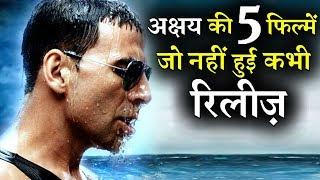 5 Bollywood Films Of Akshay Kumar That Never Got Released
