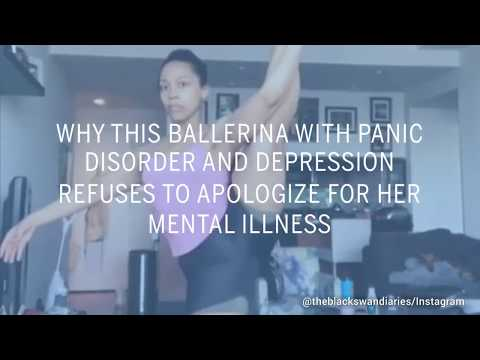 This Ballerina Refuses to Apologize for Her Mental Illness | Health