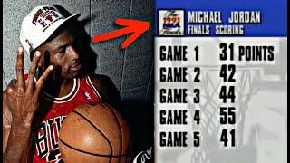 Ranking Michael Jordan's 6 Championships
