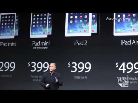 Watch Free Video Online NEW APPLE iPad AIR AND Mini
