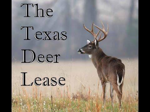 Texas Deer Lease