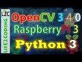 Install OpenCV 3.4.0 on Raspberry Pi 3 with Python 3.5.3