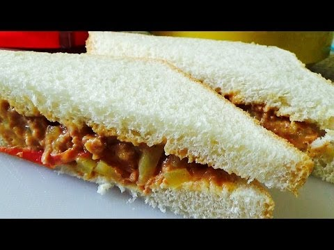 Tuna Sandwich Recipe Easy To Cook And Healthy Diet Food