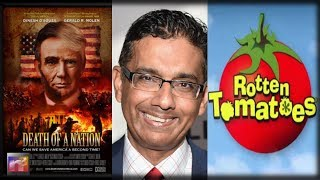 Everyone Noticed The BIZARRE Thing About the D'Souza Film 'DEATH OF A NATION' This Website Hid