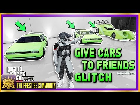 GET ANY CAR FOR FREE Using These 10 EASY Steps! GTA 5 Online Free Cars Glitch (Give Cars to Friends)