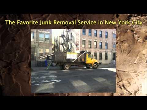 Trash Junk Removal NYC 718-418-3366 Waste & Garbage Disposal NY