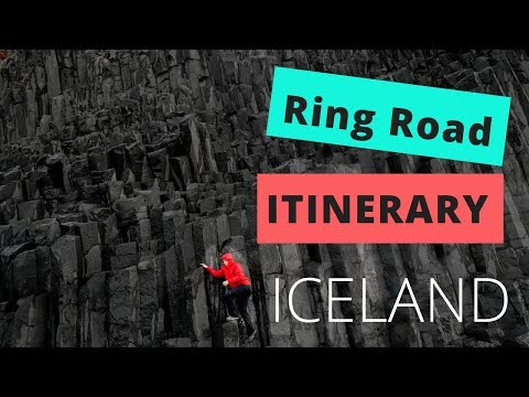 Iceland Ring Road - Road Trip Itinerary