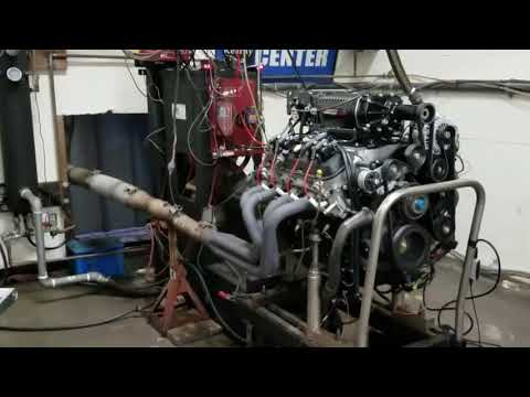 Airboat 540 Supercharger High Torque Build (Short Version)