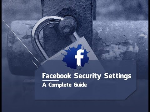🎬How to Turn on Login Approvals on Facebook | Use Android Phone