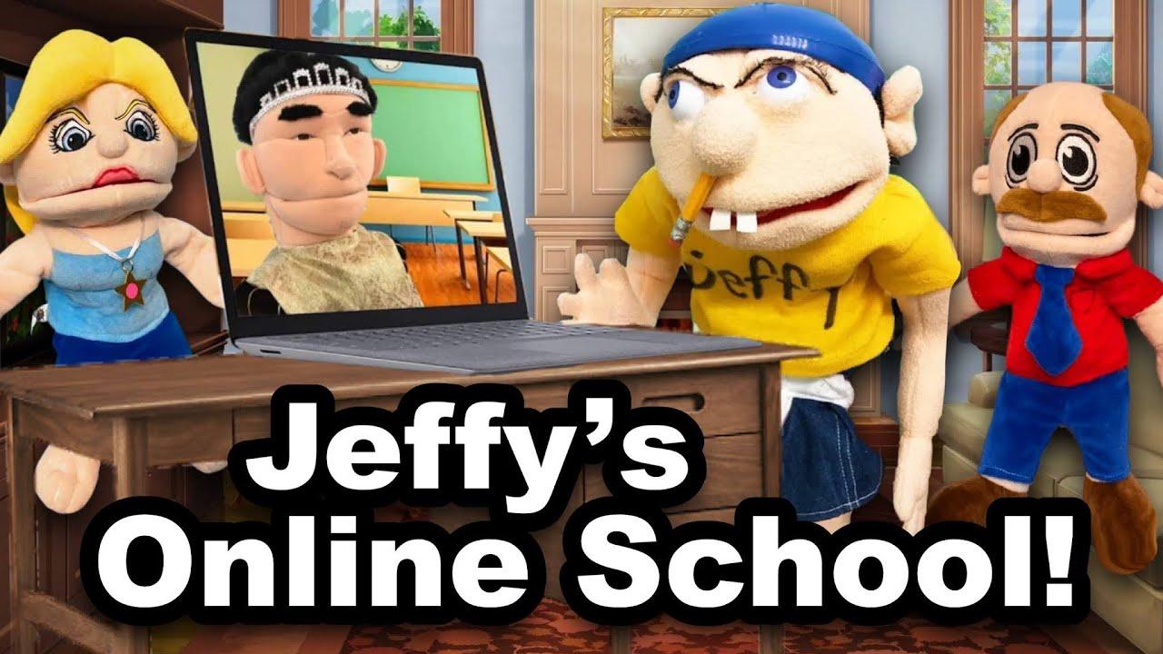 SML Movie: Jeffy's Online School!