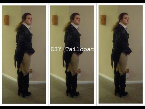DIY Tailcoat