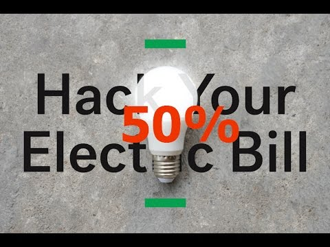 Cut your energy bill   How to Cut your energy bill by half with DIY home energy System