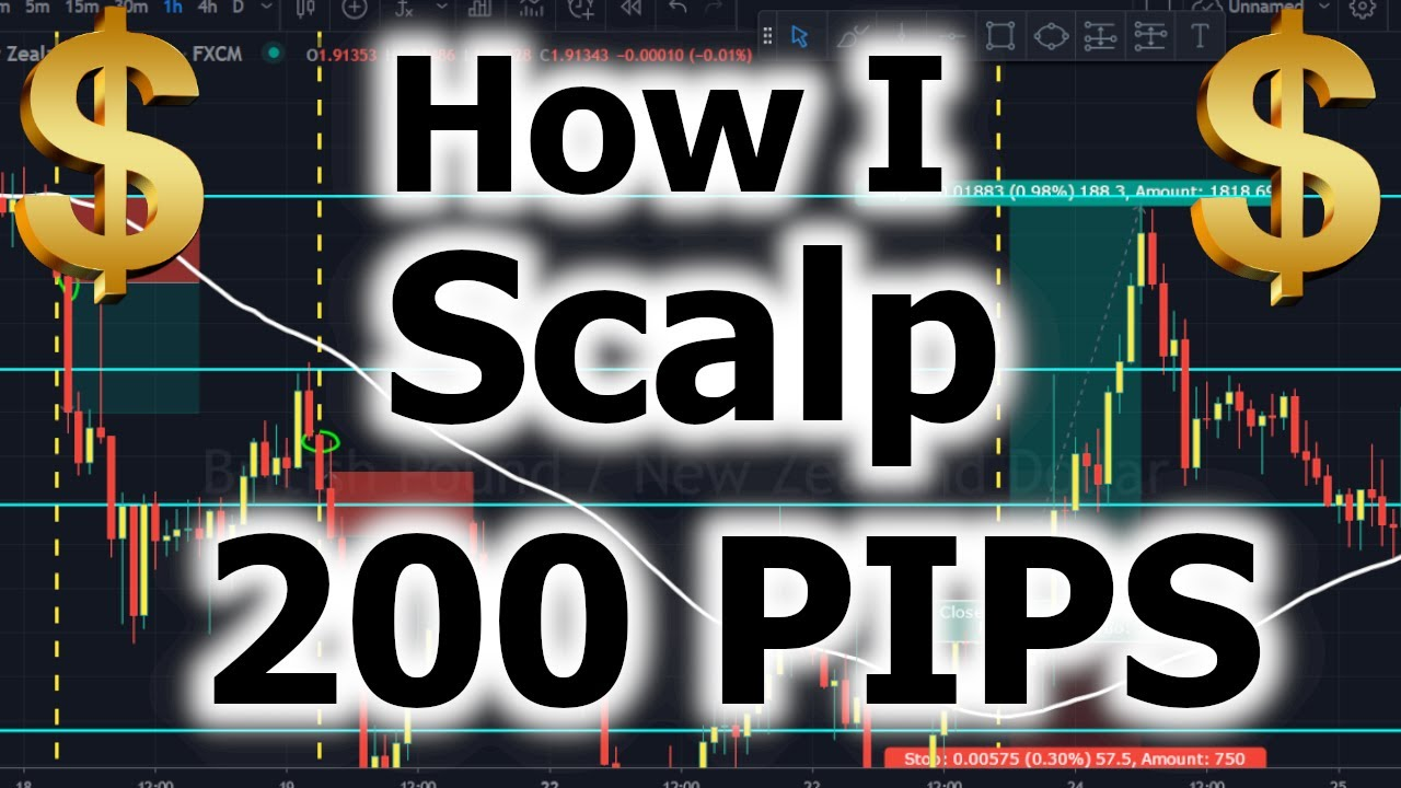 DOUBLE FOREX SCALPING STRATEGY | 200+ PIPS | Forex Trading 2020