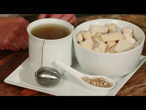 Divine Cafe Recipe: Marshmallows and Marshmallow Root Tea