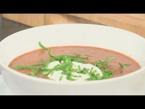 How To Make Cuban Black Bean Soup