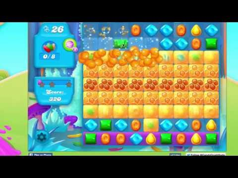 Candy Crush Soda Saga Level 147 No Booster 3* 4 moves left