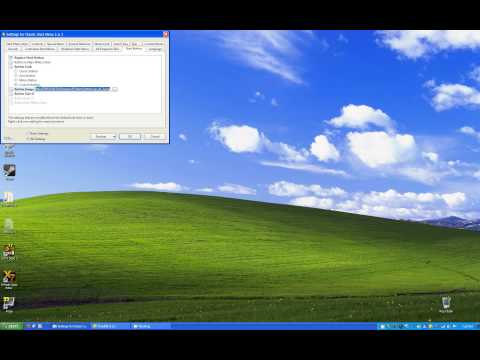 Make Windows 7 or Windows 8 Look Like XP :: Start Button, Theme, and Start Menu