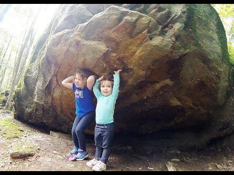 Alleghany State Park  - Thunder Rocks 2017