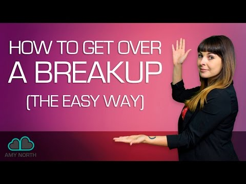 How to Get Over An Ex Boyfriend (Get Over Him FAST)