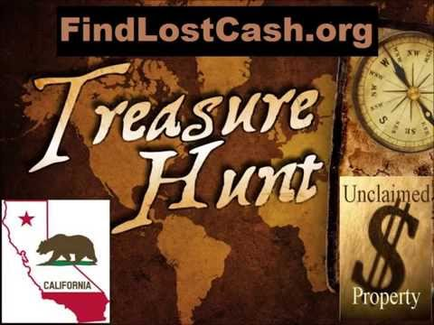 California Unclaimed Property ((( FindLostCash.org )))