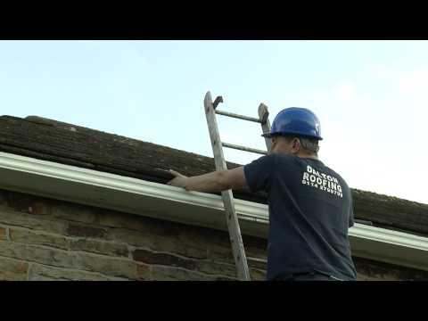 Rotten Roofing Felt | Dalton Roofing