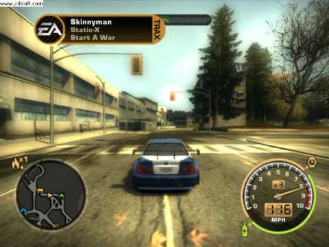 NFSMW How to make BMW M3 from begginning