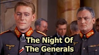 The Night Of The Generals - Nobody Rots With Me