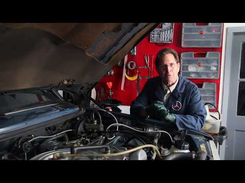 Required Maintenance After Buying an Old Diesel: Brake Hose Replace and Fluid Flush