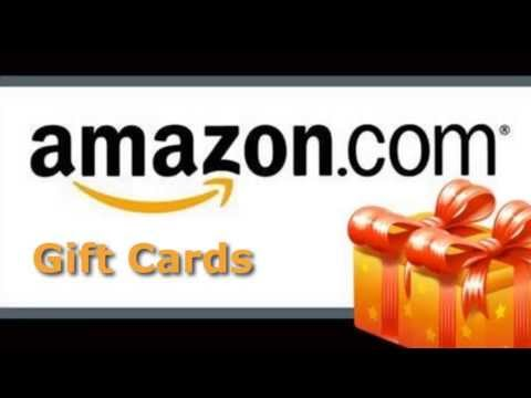 Amazon Gift Cards: Balance and Redeem