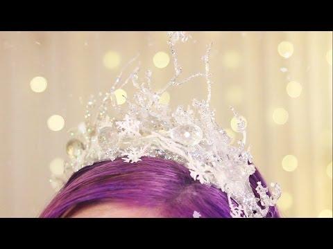 Ice Crown ♥ DIY
